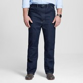 Dickies Men's Big & Tall Relaxed Straight Fit Denim 5-Pocket Jeans