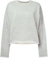 Simon Miller Calvin sweatshirt - women - Cotton - 0