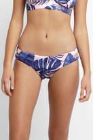 Bikini Lab Fronds Tropical Cutout hipster Bikini Bottoms