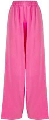 Balenciaga Cotton Track Pants