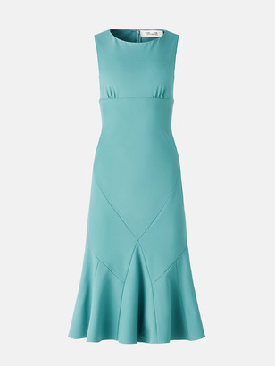 Diane von Furstenberg Skyla Stretch-Ponte Dress