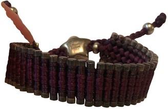 Links Of London Purple Steel Bracelets