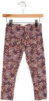 Gucci Girls' Floral Print Leggings
