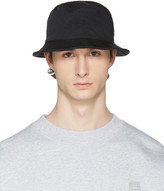 Acne Studios Black Buk A Bucket Hat