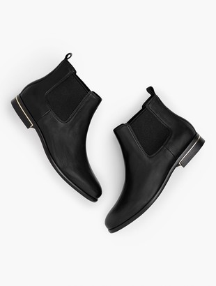 Talbots Sydney Chelsea Ankle Boots