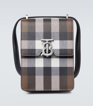 Burberry Robin leather bag