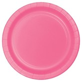 Pink Disposable Plate 8 Count