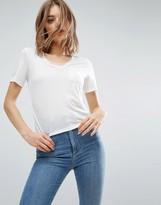 Glamorous Pocket T-Shirt