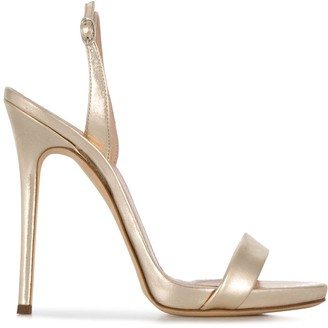 Giuseppe Zanotti sling-back heeled sandals
