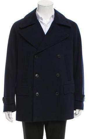 Dries Van Noten Ryan Wool Coat w/ Tags