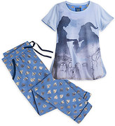 Disney Beauty and the Beast Pajama Set for Women - Live Action Film