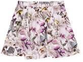 Molo Mushroom Cotton Skirt
