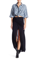 Young Fabulous & Broke Pali Slit Maxi Skirt