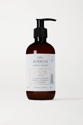 Aurelia Probiotic Skincare Little Aurelia Sleep Time Top To Toe Wash, 240ml