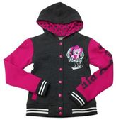 My Little Pony Pinkie Pie Girls Size 16 Varsity Sweatshirt