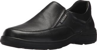 Mephisto Men's Davy Slip On Shoes Dark Brown Leather 8.5 M US