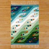 Seabirds Wool Tapestry