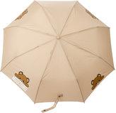 Moschino bear print umbrella - unisex - Polyester - One Size