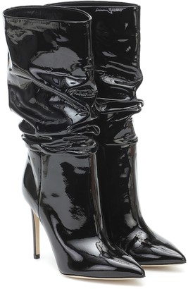 Paris Texas Patent leather ankle boots