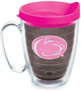 Tervis Penn State 15-Ounce Colored Emblem Mug with Lid in Neon Pink