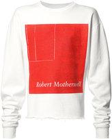 Enfants Riches Deprimes Robert Motherwell sweatshirt - men - Cotton - XS