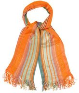 Missoni Metallic Striped Scarf