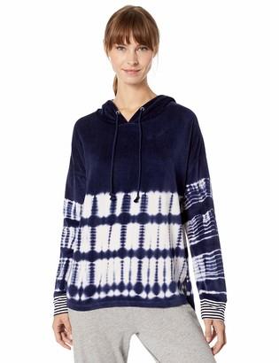 Splendid Women's Long Sleeve Hoodie Sweatshirt Pajama Sweater Pj