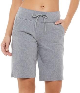 Tek Gear Petite Essential Bermuda Shorts