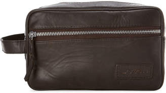 Joe's Jeans Hand Burnished Dopp Kit