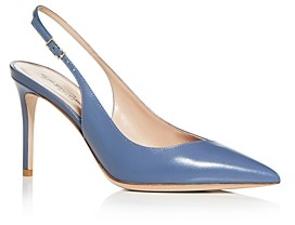 Giorgio Armani Women's Slingback High-Heel Pumps