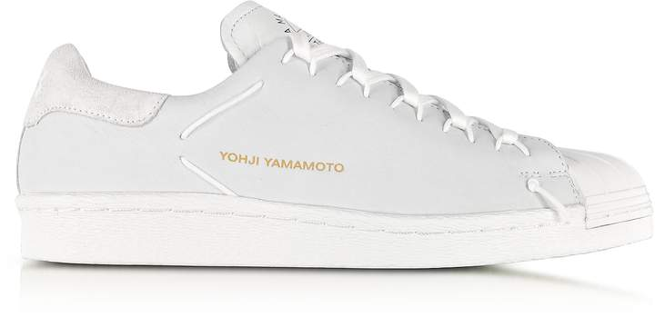 Y-3 Optic White Super Knot Women's Sneakers