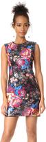 Diane von Furstenberg Tailored Mini Dress