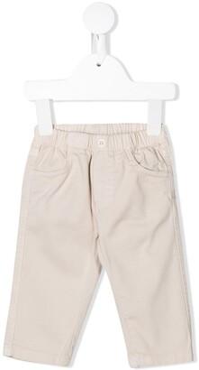 Il Gufo Elasticated Waist Jeans