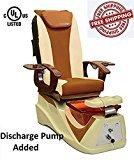 Shiatsulogic Pedicure Spa LENOIR 5112 w/ Discharge Pump Pedicure Chair