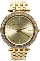 Michael Kors Gold Darci Bracelet Watch