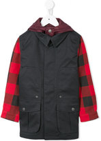 Stella McCartney Beckett check jacket
