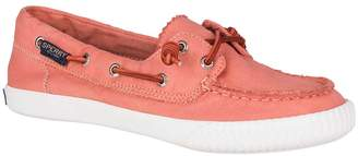 Sperry Top Sider Women's Boat Shoes WASHED - Washed Nantucket Red Sayel Away Boat Shoe