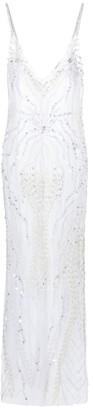 Rodarte Bridal embellished tulle gown