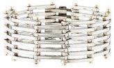 Tiffany & Co. Two Tone Gate Link Bracelet