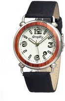 Simplify The 1600 Collection 1603 Men's Watch