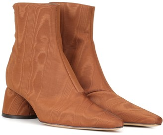 Ellery Exclusive to mytheresa.com Moire ankle boots