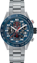 Tag Heuer CAR2A1K.BA0703 Carrera stainless steel watch