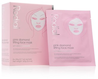 Rodial Eight-Pack Pink Diamond Lifting Face Masks