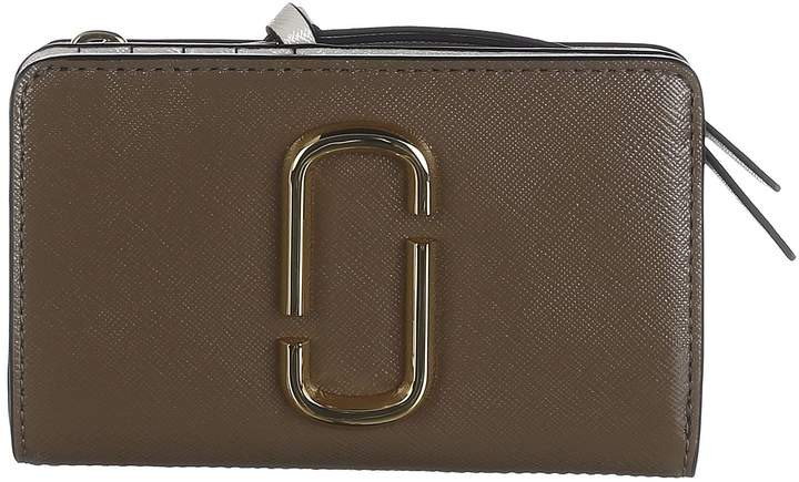 Marc Jacobs Snapshot Compact Zip Around Wallet