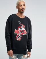 Jaded London Souvenir Sweatshirt