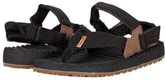 Freewaters Treeline Sport (Black) Men's Shoes