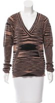 Missoni Cashmere Patterned Top