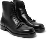 Bottega Veneta - Polished-leather Boots