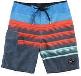 O'Neill Boys' Lennox Boardshort - Big Kids - Navy Board Shorts