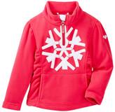 Obermeyer Snow Crystal Fleece Sweater Top (Little Girls & Big Girls)